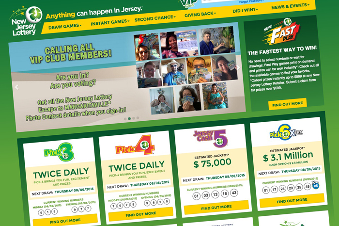 New Jersey Lottery Deals With Underage Players