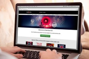 PokerStars New Jersey online poker site