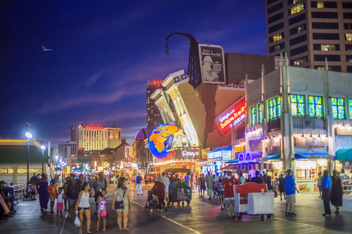 New Jersey Economy Surging Thanks to Tourism, Low Unemployment