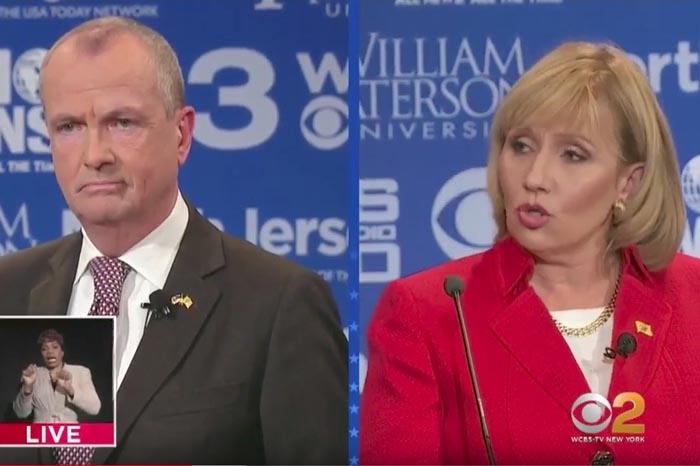 North Jersey Casinos, Atlantic City Takeover Come Up In NJ Gubernatorial Debate