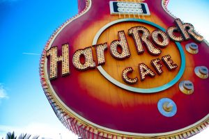 hard rock ac guitar sign