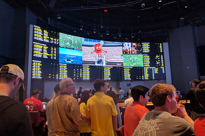 ocean resort sportsbook
