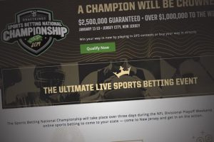 DraftKIngs sports betting championship
