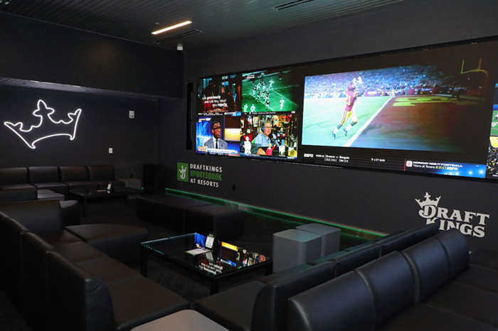 Resorts Casino Unveils New Permanent DraftKings Sportsbook In Atlantic City