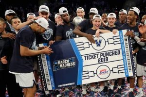 Betting On Villanova: Wildcats Get Heavy March Madness Action At DraftKings Sportsbook NJ