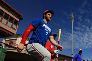 New Jersey Sportbooks React Dramatically To Phillies Signing Bryce Harper