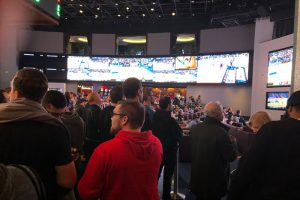 Game On: Atlantic City Crowd Excited About March Madness Betting Debut