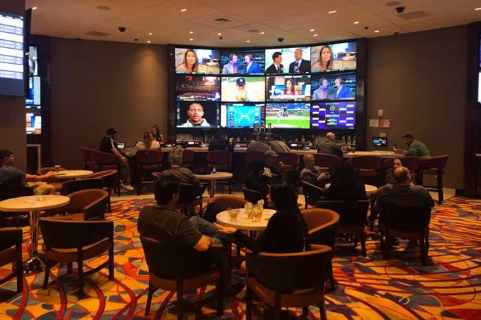 Take A Seat For The Final Four At Hard Rock's New Atlantic City Sportsbook
