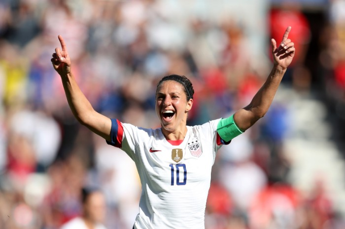 Team USA Now Women's World Cup Betting Favorites At NJ Sportsbooks