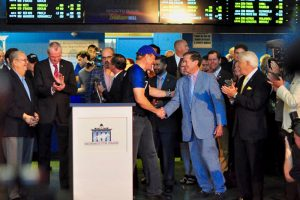 One Year Ago, New Jersey's Dreams Came True At Monmouth's William Hill Sportsbook