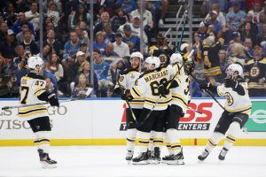 NJ Sportsbooks Still Put Boston In The Driver's Seat For The Stanley Cup Title