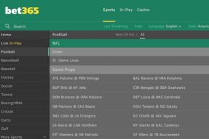 Online Sports Betting Giant Bet365 Finally Opens Its Doors In New Jersey