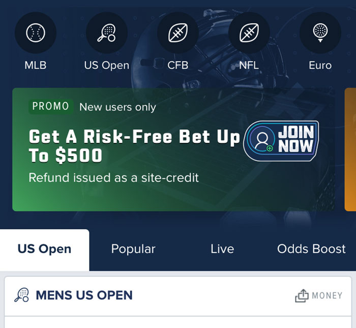 fanduel college football betting