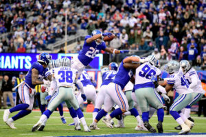 NFL Preseason Action Might Give You Hints On That Cowboys-Giants Bet For Week 1