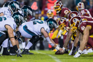 Did You Think The NFL Week 1 Lines Would Move Before Kickoff? You'd Be Right