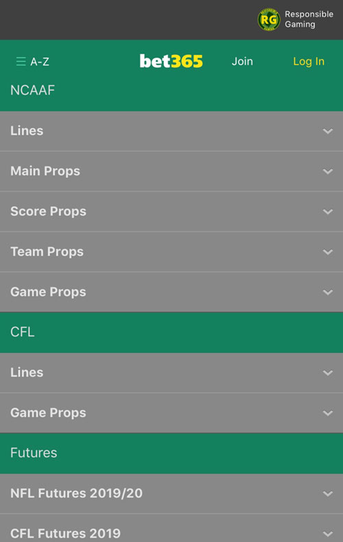nj online sports betting bet365