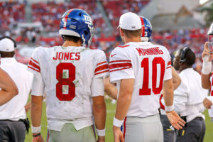 From Backup Boy To Rookie Of The Year? Giants' Daniel Jones Futures Surge At NJ Sportsbooks