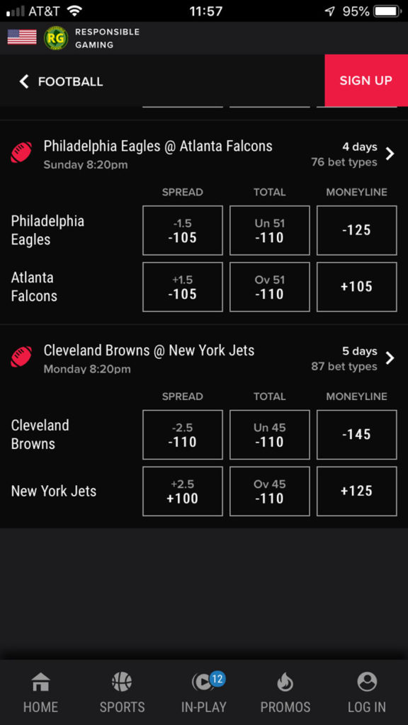 pointsbet nj sportsbook