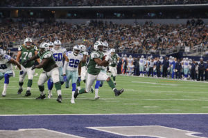 Jersey Sides & Totals: Expect The Unexpected In NFL Week 6