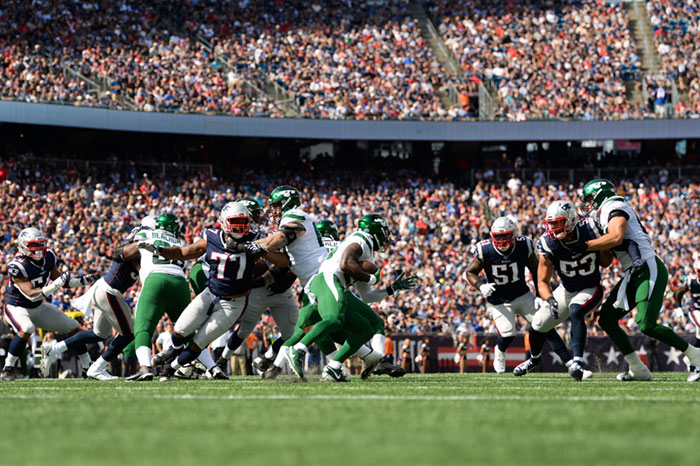 Jets Vs. Patriots In NFL Week 7: NJ Sportsbooks Cut The Opening Spread In Half