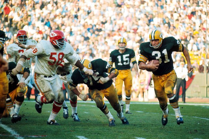 Packers Chiefs history super bowl 1