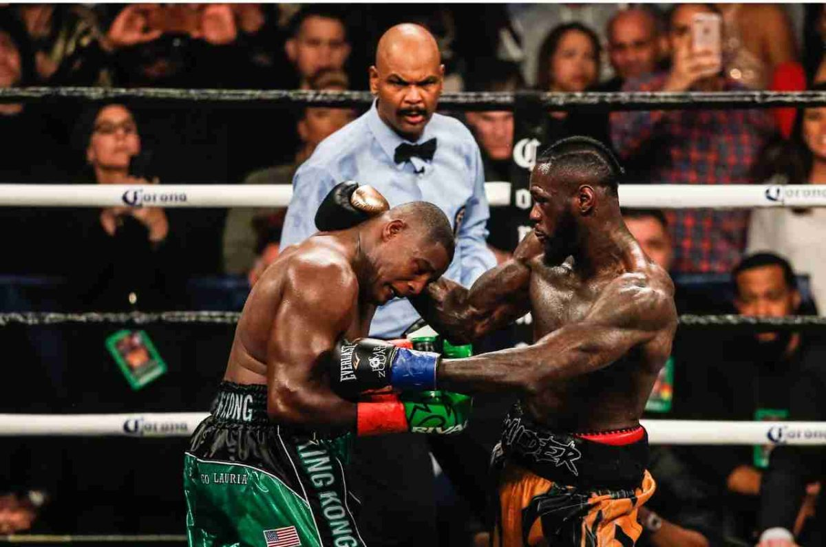 Wilder Vs. Ortiz II: Bet On The Heavyweight Title Fight At NJ Sportsbooks