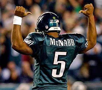 donovan mcnabb eagles