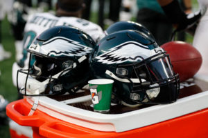 Jersey Sides & Totals: Patriots Vs. Eagles Game Gets A Lot Of Attention At BetMGM