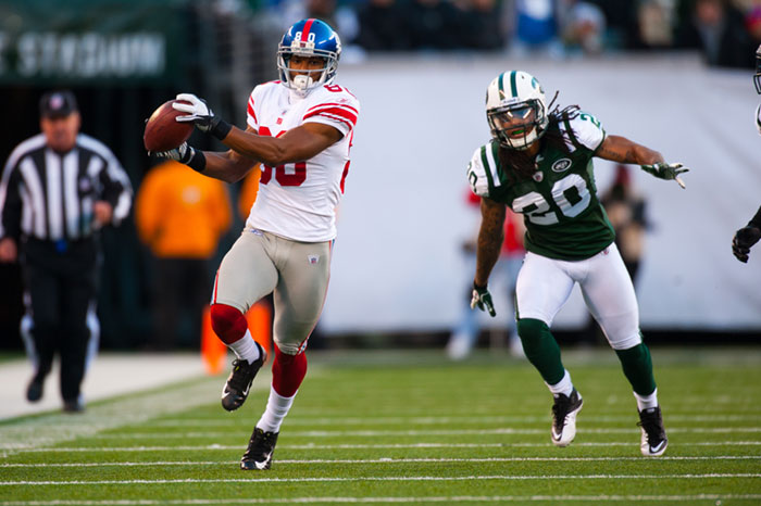 jets vs giants victor cruz 2011 99 yards