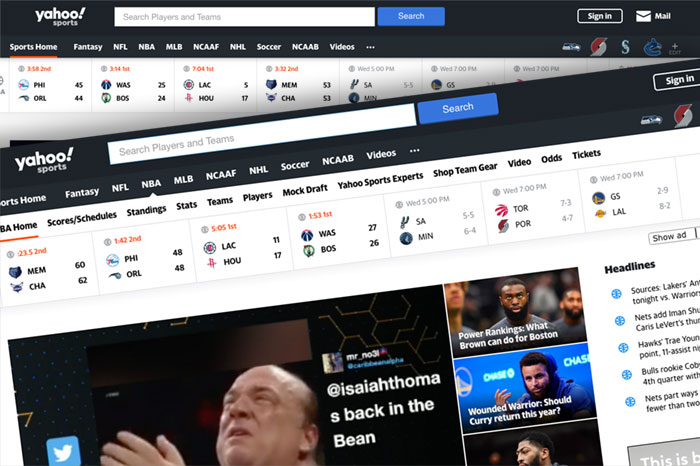 Yahoo Sportsbook To Launch In New Jersey Today With Assist From BetMGM