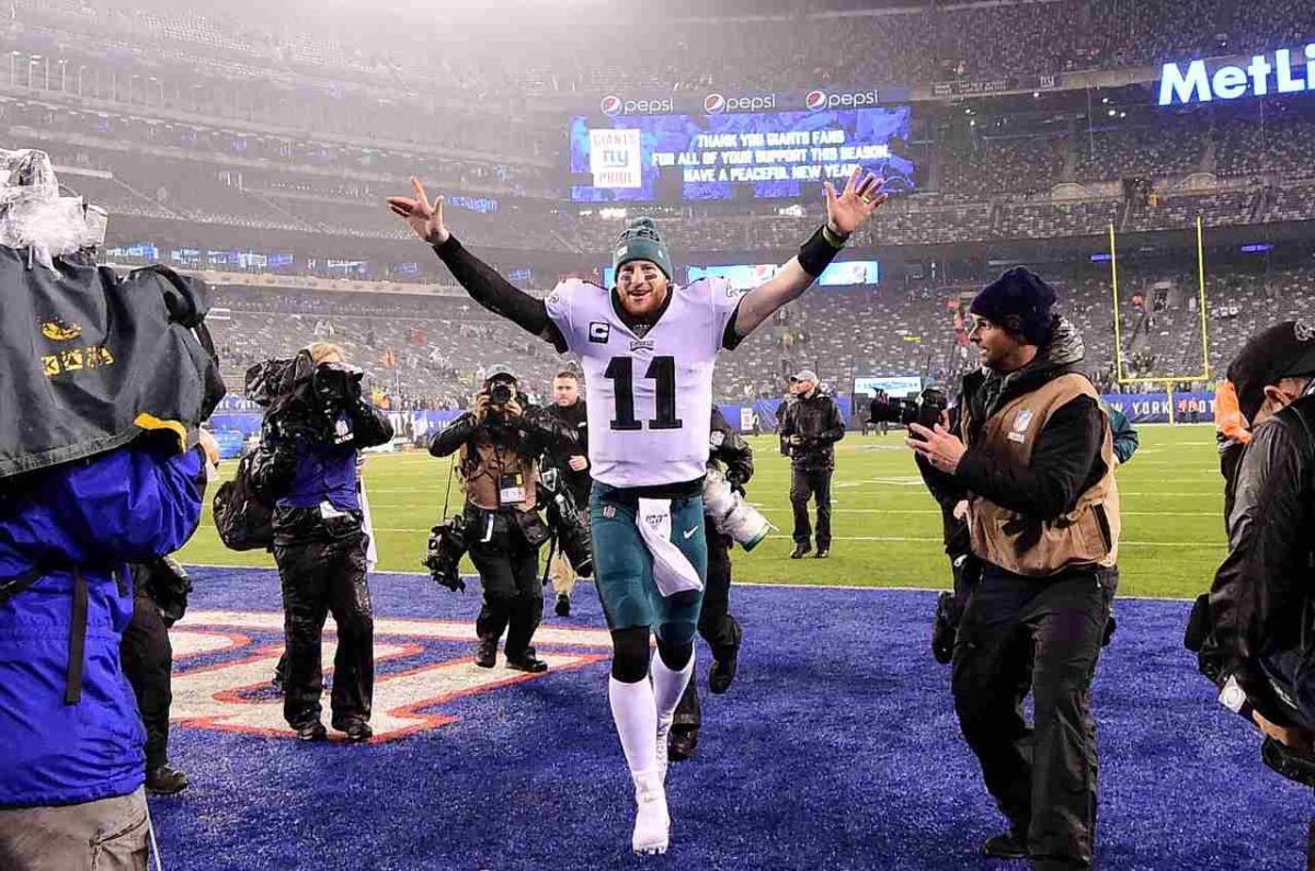 Is Your Money On Carson Wentz? Odds Boosts At NJ Sportsbooks Make It Tempting