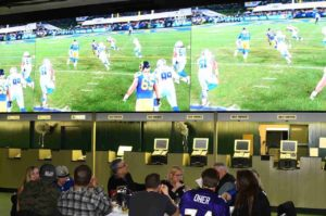 NJ Bettors Can Watch, Bet On The Super Bowl At Meadowlands, Monmouth This Sunday