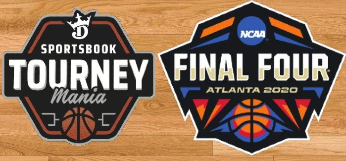 DraftKings Announces 2020 March Madness Bracket Contest