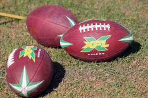 XFL Betting Comes To NJ Sportsbooks; Will A DraftKings Partnership Create Interest?