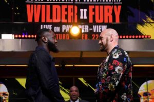 Wilder And Fury To Settle Some 'Unfinished Business' From Their 2018 Draw