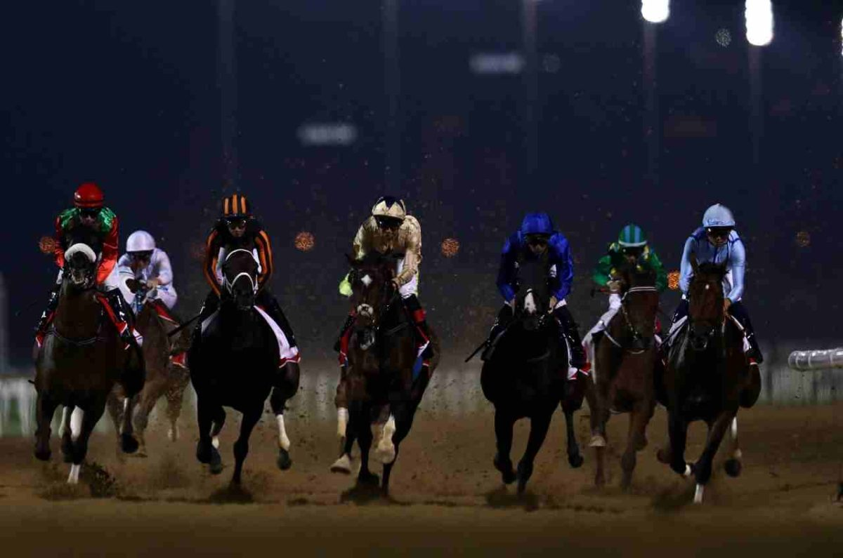 Dubai World Cup 2020 Scheduled To Run Without Fans As Coronavirus Fears Spread