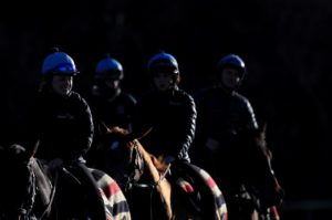 Dark Days Ahead For NJ Horse Racing; Monmouth Linked To License Suspensions