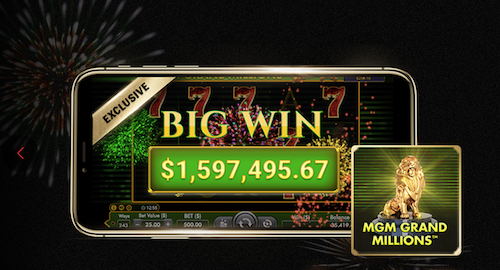 MGM Online Casino Offers