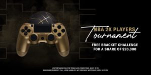 Build Your NBA2K Bracket On BetMGM, Grab Your Share Of $20,000