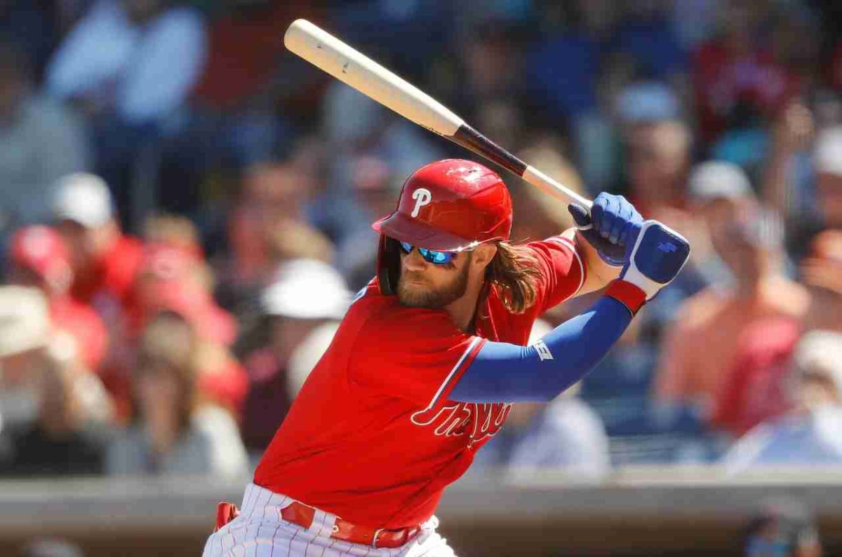 Batter Up: A NJ Sportsbook Offers Odds Boosts On Bryce Harper And Aaron Nola