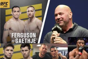 Dana White Pulls Off The Impossible: A Stacked UFC 249 Set For May 9