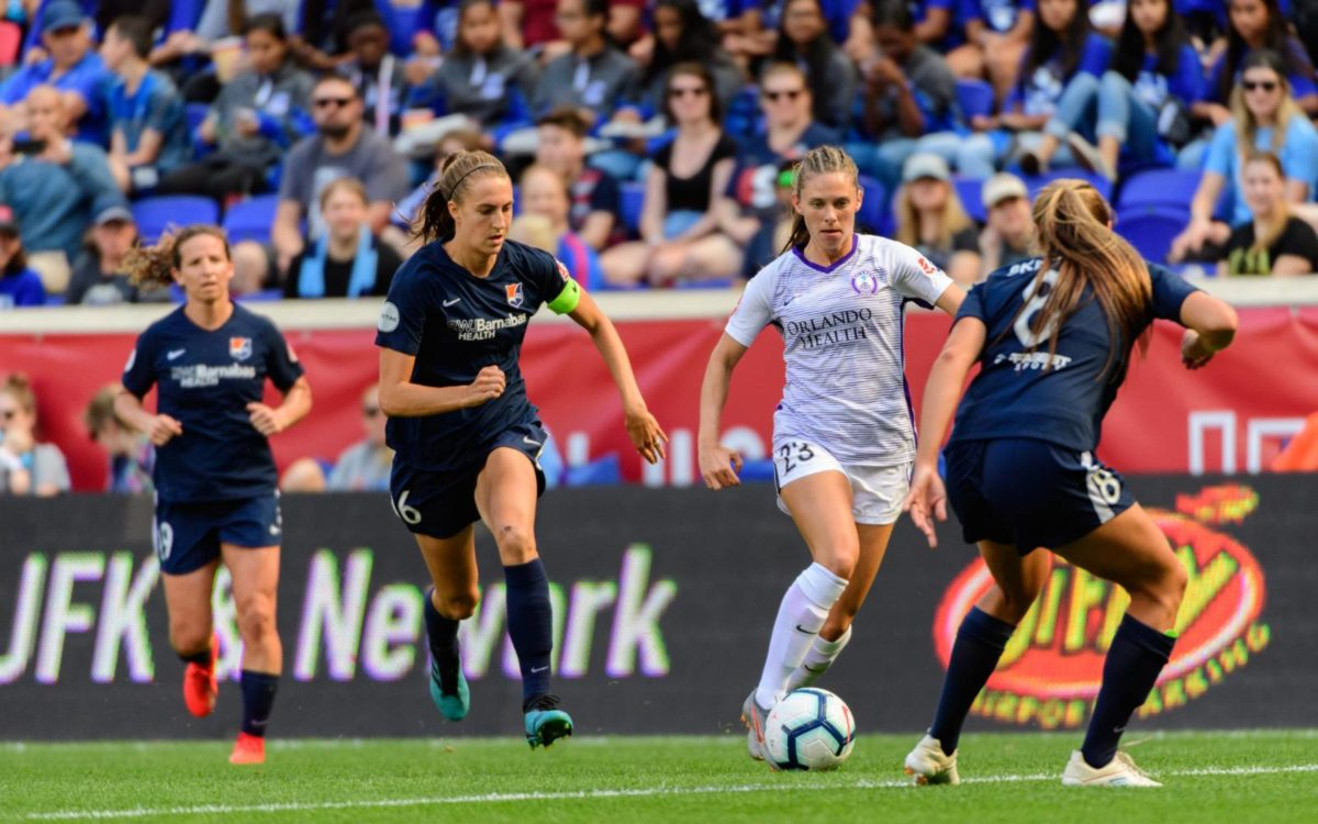 NJ Sportsbooks Post Long Odds On Sky Blue FC's NWSL Challenge Cup Chances