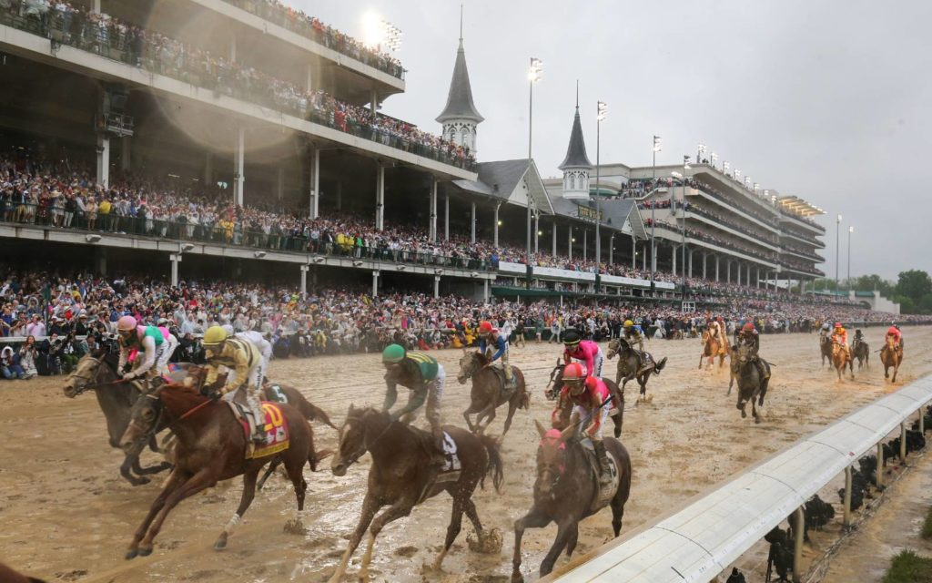 How to bet on the kentucky derby in new jersey how to mine bitcoins 2021