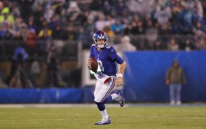 What Are The Odds? NY Giants Have A Slight Chance At Winning The NFC East