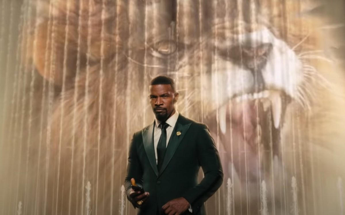 Jamie Foxx Puts A Hollywood Spin On New BetMGM Commercial