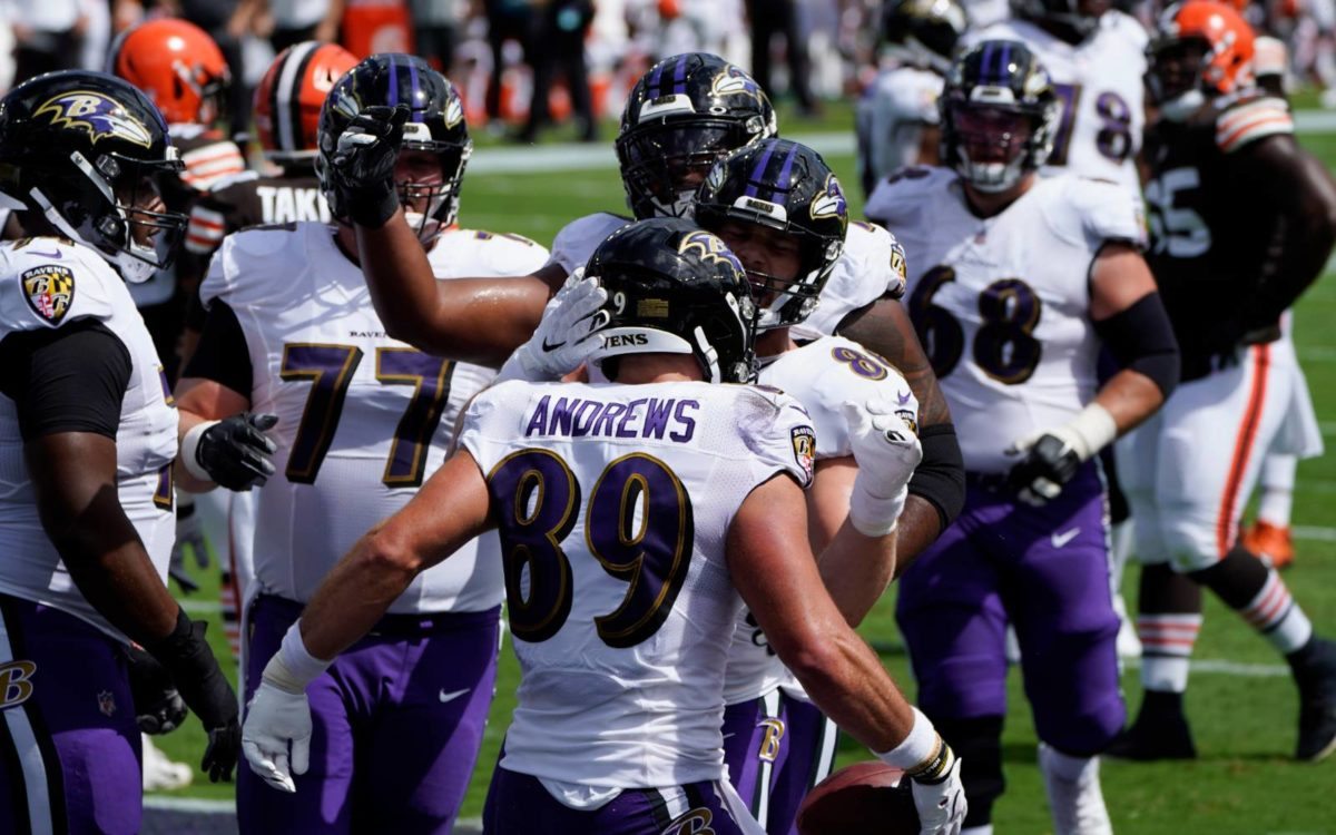 Easy Game: Win $100 In Free Bets At BetMGM If Ravens Or Texans Score A Touchdown