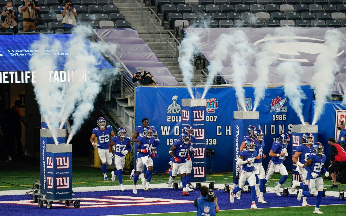 Football Five:  Giants And Jets Enter NFL Week 6 Desperately Seeking Wins