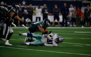 NFL Week 8 Odds Boosts: How Often Will Eagles Score Vs. Cowboys?