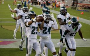NFL Week 5 Odds: Philadelphia Eagles Fly Into First Place Before Steelers Battle