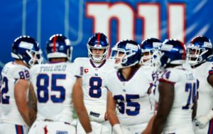 NFL Week 14 Odds: NY Giants Join NFL Playoff Conversation